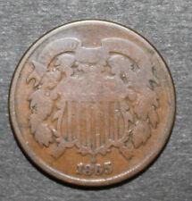 BIG 2 Cent Madness Sale - 1865 US 2 Cent Piece BIG 2 Cent Madness Sale - 1865 G
