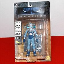 DC Direct Mr Freeze Action Figure Batman Rogues Gallery Secret Files Sealed