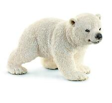POLAR BEAR  CUB by Schleich/ toy/ 14708/