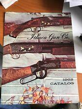Itthica Gun Company 1962 Gun Catalogue in nice shape