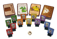 Munchkin Deluxe Board Card Game From Steve Jackson Games SJG 1483