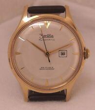 ZentRa Automatik Herrenuhr Armbanduhr Top !! Vintage um 1960  Sonntagsuhr