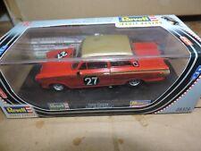 REVELL 1/32nd SCALE SLOT CAR LOTUS CORTINA # 27 ALAN MANN RACING # 08379
