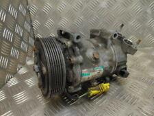 2008 Peugeot 207 1.4 16v Petrol Air Con Pump A/C Compressor EP3 (8FS) 9659875780