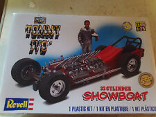 Revell Tommy Ivo Showboat Dragster Model Car Kit 1/25