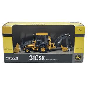 NEW John Deere 310SK Backhoe Loader 1/50 Scale Ertl