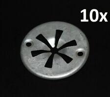 Für VW Seat Audi 10x Klemmscheibe Klips Clips Motorabdeckung Hitzeschutzblech