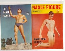 The MALE FIGURE muscle gay interest magazine/STEVE LEWIS Volume 31