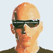 "JOE SATRIANI ""SUPER COLOSSAL"" CD NEUWARE!!!!!!!!!"