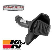 K&N BLACKHAWK DRY COLD AIR INTAKE 12-19 DODGE CHARGER CHALLENGER 6.4L 71-2545
