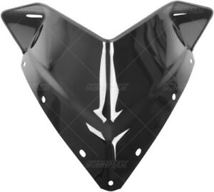Kimpex Windshield Black Low for Polaris 280103 Custom Replacement 2318-0150