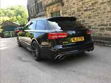 PRIMED & PREPARED AUDI A6 to RS6 Conversion BODY KIT