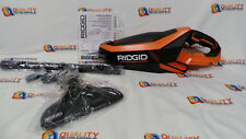 RIDGID R86090 18V Li-Ion GEN5X Brushless WET/DRY Vacuum Cleaner w/ Accessories