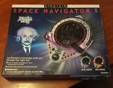 Einstein Space Navigator- Includes Einstein's Guide to the Sky.