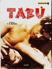 F.W. Murnau: TABÚ. Clásico del cine mudo. Tarifa plana envío DVD, 5 €