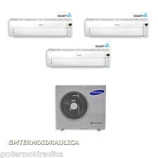 Climatizzatore Trial Split Samsung Inverter AR7000M Wi-Fi 9000+9000+9000 AJ068
