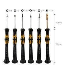 Screwdriver Set Cross Hex Pentalobe Y-Tip for iPhone 7 Opening Repair Tools Kit