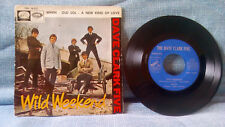 THE DAVE CLARK FIVE - WILD WEEKEND + 3 ORIGINAL SPAIN EP 1965