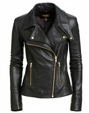 Women's Leather Coats & Jackets | eBay