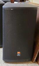 JBL PRX515 powered PA speaker. Used, 1000 watt built in power supply