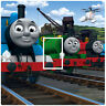 THOMAS AND FRIENDS - LIGHT SWITCH STICKER / COVER / VINYL - KIDS BEDROOM