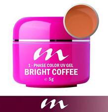 """M-LINE 1-fase UV Gel Color """"Bright Coffe"""" 5g"""