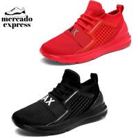 Zapatos Deportivos de Hombre Zapatillas Deportivas Calzado Para Correr De Moda