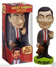 Mr. Bean Funko Wacky Wobbler Bobble- Head in Box