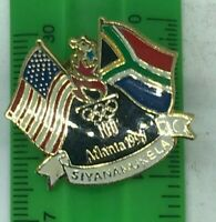 Atlanta 1996 Olympics Pin Siyanamukela