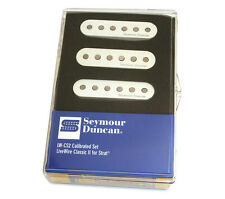 Seymour Duncan Livewire Classic II Active White Pickups Fender Strat® 11206-09-W