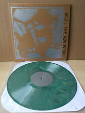 MLU / NEW FLESH vinyl LP 2010 Metz Pissed Jeans Shellac Cacaw Oozing Wound