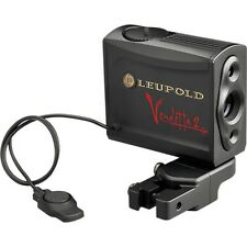 Leupold Vendetta 2 Laser RangeFinder for Archery, Black, Bow-Mounted, Hunting