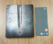 BRAVEHEART STEELBOOK  blu-ray play.com exclusive
