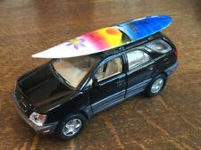 DIECAST SUPERIOR SS5608 1/32 LEXUS RX300 SUV With Surfboard Kinsmart
