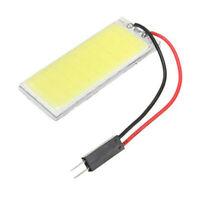 3X(T10 Panel 36 SMD COB LED Bombilla de lectura del coche/ Lampara de techo p 2O