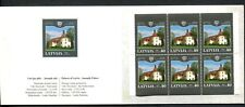 Latvia  Complete Booklet 603a  MNH  1n002