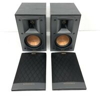 Klipsch RB-10 Main / Stereo Speakers 50W, 8Ohm Black - Tested