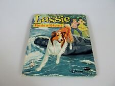 Lassie Finds a Friend Tell-A-Tale Vintage 1960 Whitman Children's Book #2571