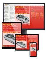 Mazda MX-5 Petrol (1989-2005) G to 05 Haynes Online Manual