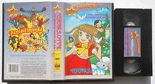 CHARLOTTE UNA CARROZZA VENUTA DAL CIELO RARA VHS 1989 (EDIZIONE STARDUST)