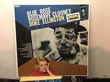 ROSEMARY CLOONEY - Blue Rose ~ CBS 13085 {NM} w/Duke Ellington Orchestra ->NICE