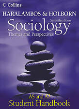 Sociology Themes and Perspectives -Haralambos and Holborn - Seventh Edition