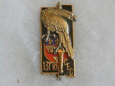 insigne du CEC du 131ème RI 1er Type COMMANDO