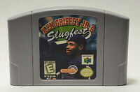 Ken Griffey Jr.'s Slugfest Standard Edition (Nintendo 64, 1999) Cart Only