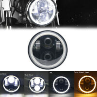 "5.75"" LED Headlight for Super Glide Custom FXDC Street XG500, Street Rod XG750A"