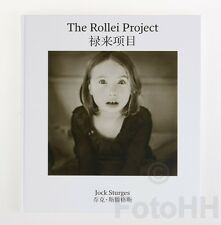 """THE ROLLEI PROJECT"" BY JOCK STURGES / RARE BOOK IN ENGLISH AND CHINESE LANGUAGE"