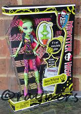 New   Monster High Venus McFlytrap Doll   Pet & Diary    Mattel X3651