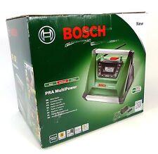 Bosch 06039A9000 Pra Multipower Akku-radio