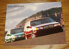 Original 1994 Volvo 850 Series Deluxe Sales Brochure 94