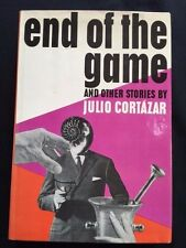 END OF THE GAME - FIRST AMERICAN EDITION BY JULIO CORTAZAR